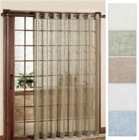 1000 images about patio door curtains on room