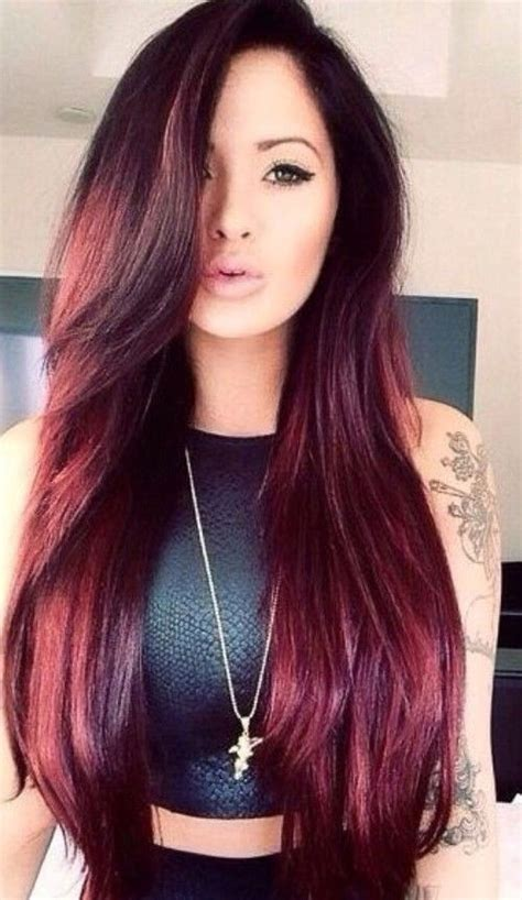 hairstyles and colors 2015 auburn hair colors for 2016 trendy hairstyles 2015