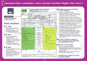 Declaration De Sinistre Auto : declaration sinistre degat des eaux axa ~ Gottalentnigeria.com Avis de Voitures