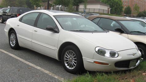 Chrysler Concorde Mpg by 2001 Chrysler Concorde Photos Informations Articles