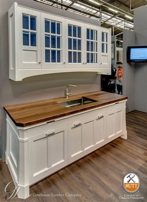 white cabinets with wood countertops wood countertops with white cabinetry blog
