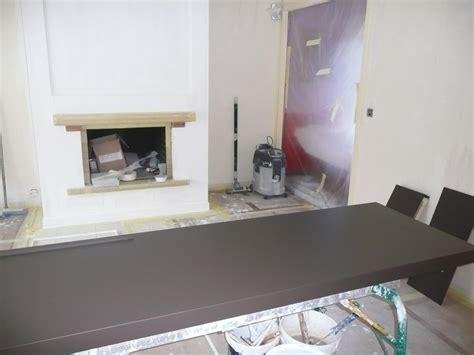 retaper une cuisine rénover une cheminée