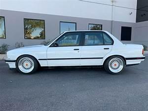 1990 Bmw 325i E30 Sedan With E39 M5 S62 4 9l V8 Engine