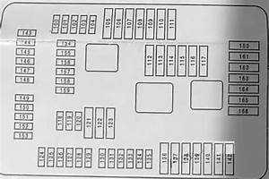 Bmw X5  F15  2014 - 2019  - Fuse Box Diagram