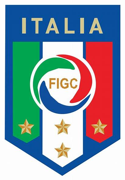 Football Italy Team National Logos Crest Soccer