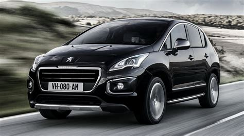 Peugeot 3008 Wallpapers by Peugeot 3008 2013 Wallpapers And Hd Images Car Pixel
