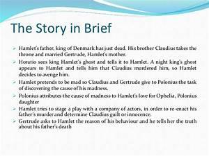 Book Report On Hamlet
