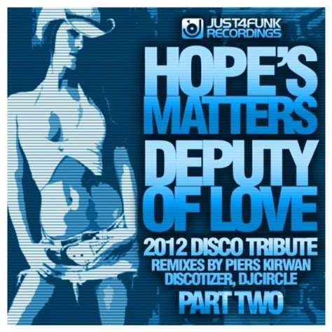 Deputy Of Love 2012 tribute pt 2 Discotizer