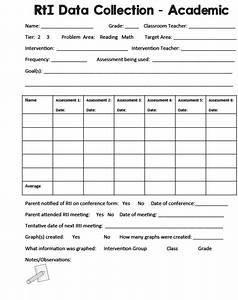 response to intervention templates - kraus in the schoolhouse response to intervention rti