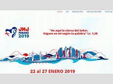 Ya está disponible el sitio web oficial de la JMJ Panamá