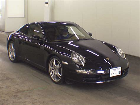 2005 Porsche 911 Carrera S Japanese Used Cars Auction