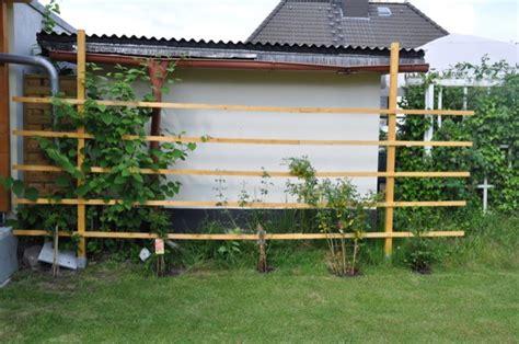 Tür Für Gartenhaus Selber Bauen by Rankgitter Holz Selber Bauen Bvrao