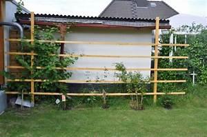 Rankhilfe Clematis Selber Bauen : rosen rankgitter holz selber bauen ~ Lizthompson.info Haus und Dekorationen