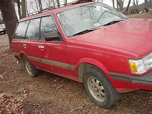 1988 Subaru Gl Wagon For Sale  Photos  Technical