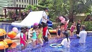 Kids Pool Party Singapore - YouTube
