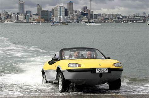 hibious car new amphibian technology aquada the boat car picture