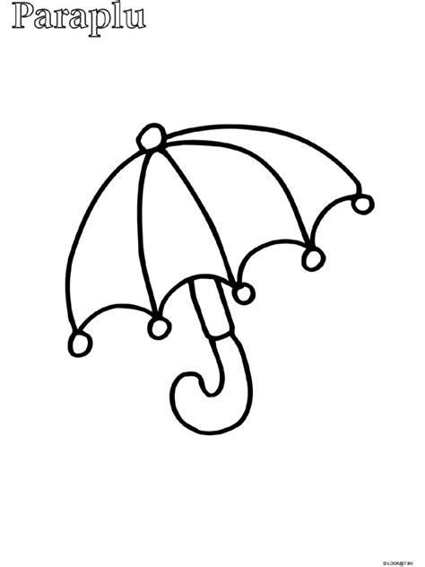 Kleurplaat Parasol by Kleurplaat Peuter Kleurplaat Paraplu Kleurplaten Nl
