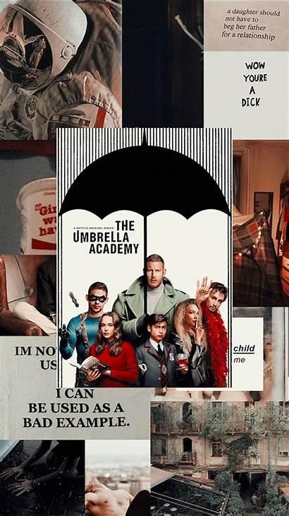 Umbrella Academy Pantalla Netflix Cool Fondo Fondos