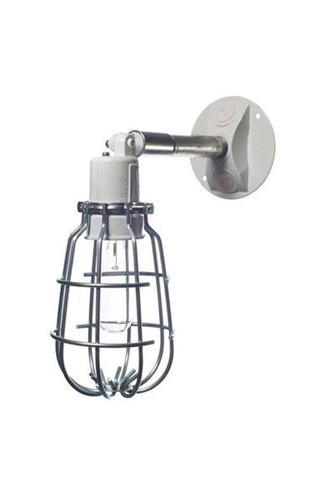 industrial wall light outdoor wire cage exterior wall sconce l industrial light electric