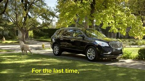 buick enclave tv spot woof ispottv