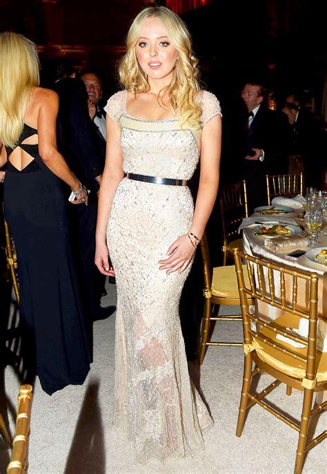 Tiffany Trump Dress Inauguration