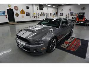 2010 Shelby GT500 for Sale   ClassicCars.com   CC-1418670