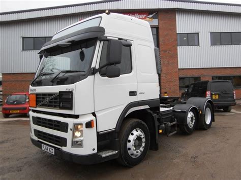 volvo tractor trucks for sale 2005 volvo fm12 globetrotter 6 x 2 tractor unit truck for