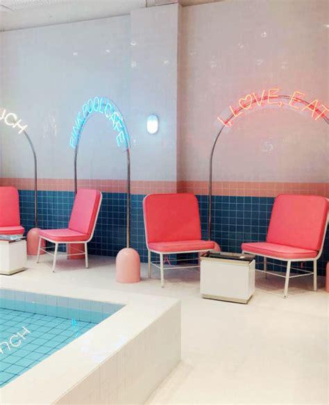 wear   pink pool cafe sfgirlbybay