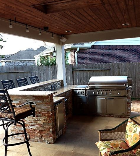 Outdoor Kitchens Houston Texas 281 865 5920