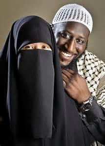 black woman dating a muslim man