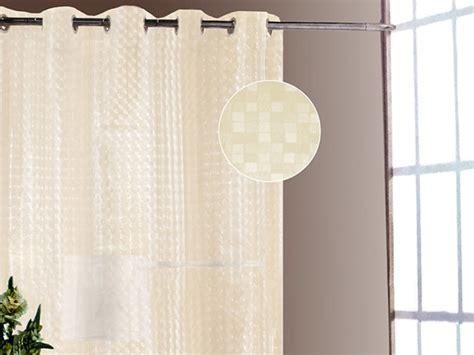 showertunes shower curtain liner beige