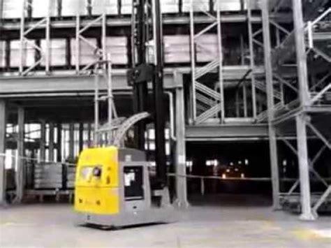 ELETTRIC 80 - LGV_ montacarga automatico 1 - YouTube