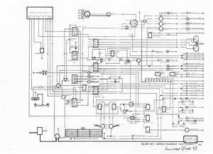 Lotus Elan  2 Heater Motor And Ballast Resistor Wiring