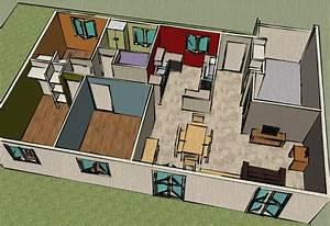 logiciel pour plan maison gratuit 13 sn architecture With plan maison sketchup gratuit