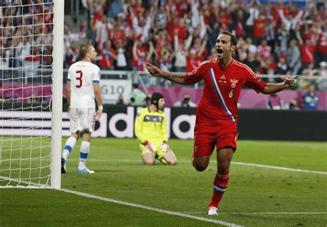 Euro 2012: Russia produces attacking show to beat Czech ...