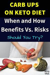 Carb Ups On Keto  Cyclical Ketosis   When And How