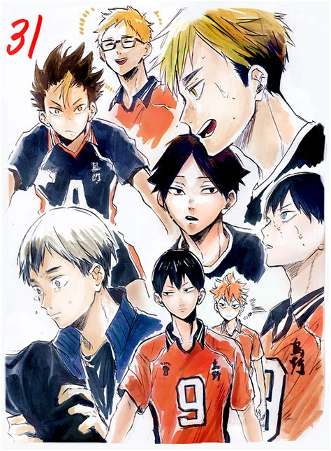 inarizaki high school haikyuu zerochan anime image board