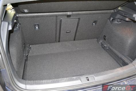 Gti Cargo Space by 2013 Volkswagen Golf Gti Variable Cargo Space 100mm