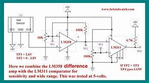 Hall Effect Current Sensor Circuit Diagram  U2013 The Wiring