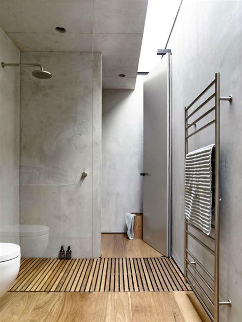 stylish concrete interiors  contemporary homes