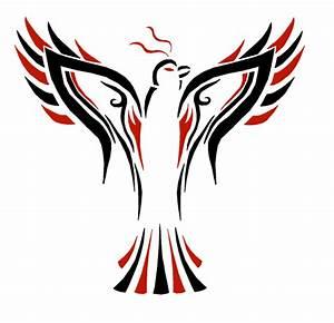 Tribal Fire Phoenix Phoenix tribal~ by | Fire Phoenix ...