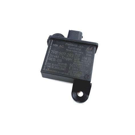 tire pressure monitoring 1988 volkswagen type 2 parental controls 7pp907283 monitoring transmitter system pressure tire sensor transponder genuine audi part