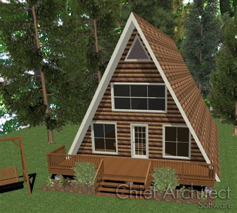 what is an a frame house building an a frame structure