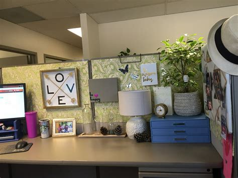 cubicle workspace decoration ideas office office