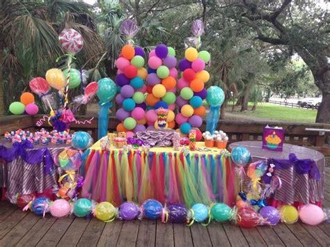 image  candyland decorations diy candyland party