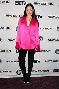 JESSIE J at BET Presents New Edition Story VIP Screening ...