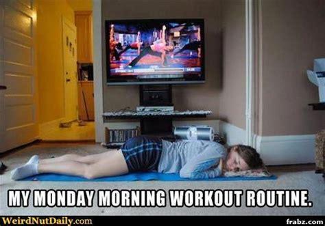 Monday Workout Meme - monday morning workout meme generator captionator caption generator frabz
