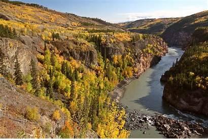 Stikine River Canyon Grand Columbia British Plateau