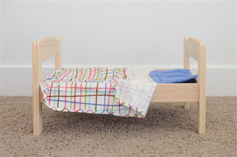 25190 diy american doll bed diy doll bedding wills casawills casa
