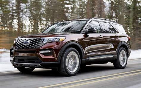 ford in 2020 2019 detroit auto show 2020 ford explorer the daily